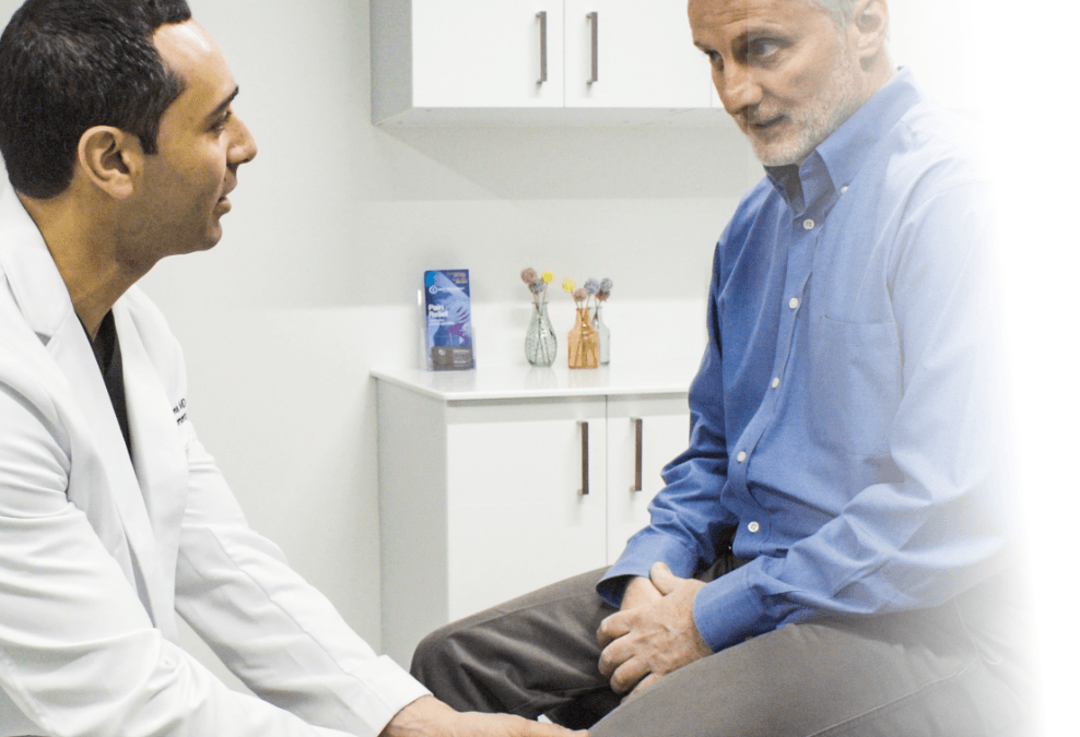 Harvard Trained Knee Pain Treatment Doctors Discuss the Top Treatments for Knee Pain